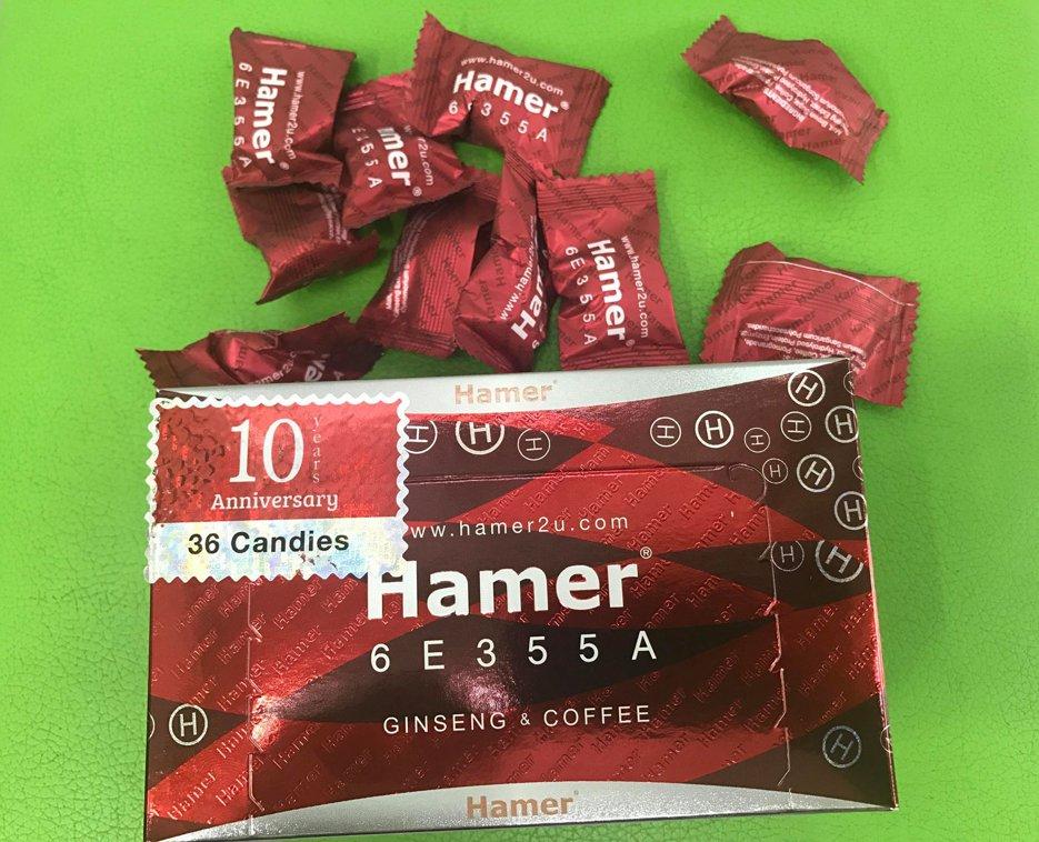 Kẹo sâm Hamer 100% thảo dược tự nhiên tăng sinh lý nam